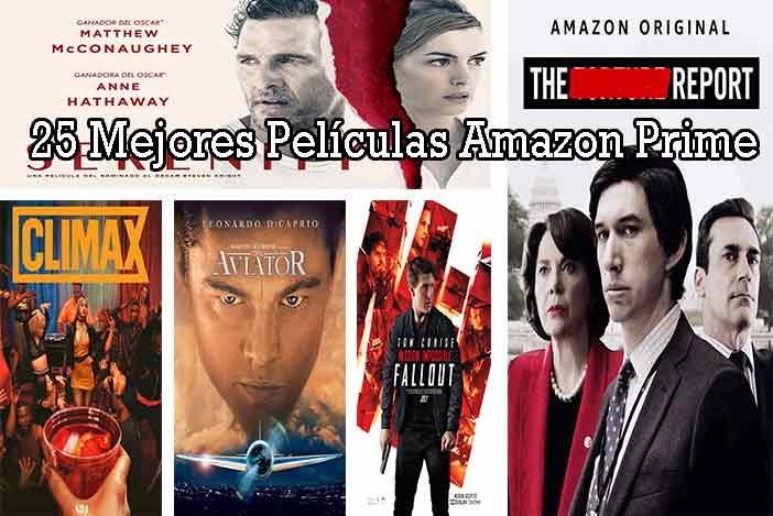 Mejores Peliculas en Amazon Prime