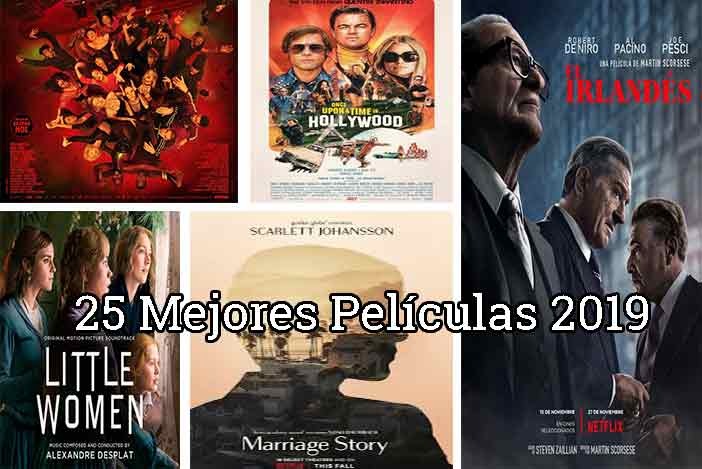 Mejores Películas en 2019