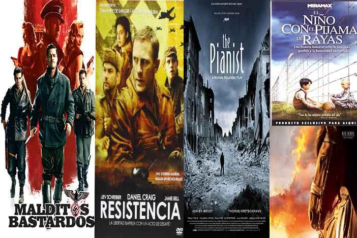 Películas Segunda Guerra Mundial Netflix