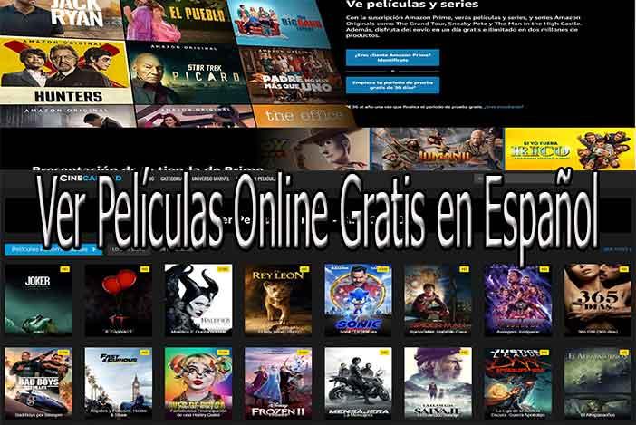 Ver Películas Online Gratis En Español 2021 Completas