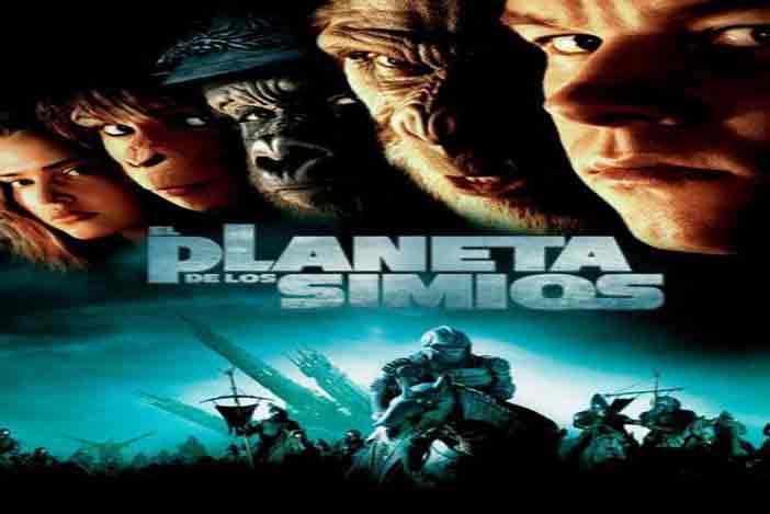 cronologia planeta de los simios